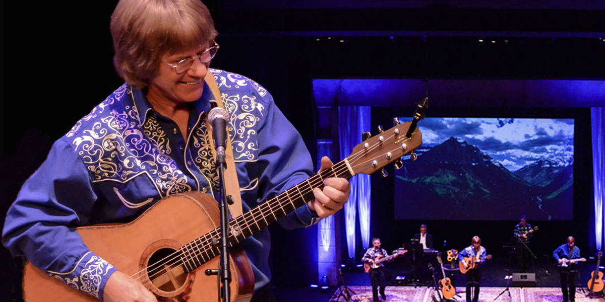 Chris Collins - John Denver Christmas Tribute, Mainstage Plus Series show at the Heider Center in West Salem, WI