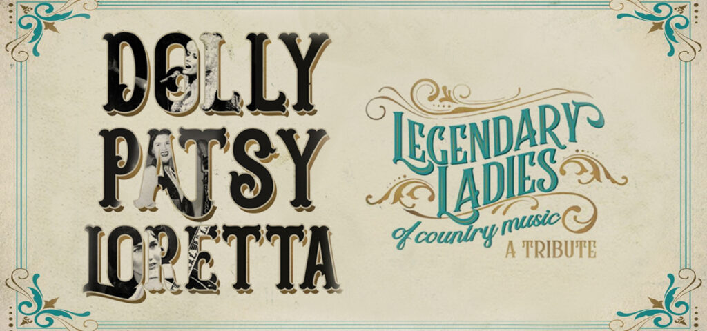 Legendary Ladies of Country Music, Mainstage Plus Series show at the Heider Center in West Salem, W