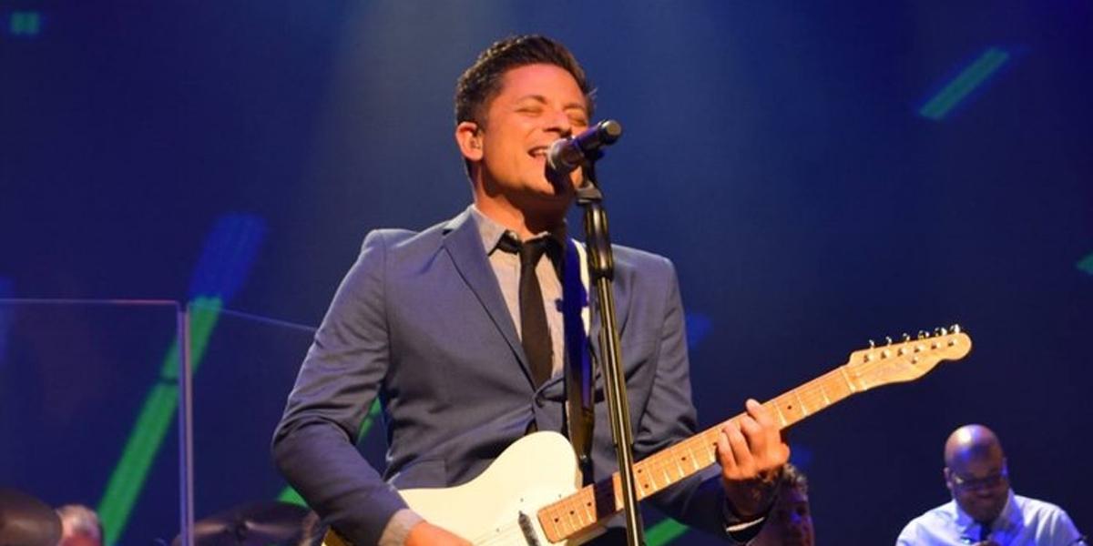 """Billy McGuigan's """"Rock Twist"""", Mainstage Series show at the Heider Center in West Salem, WI"""