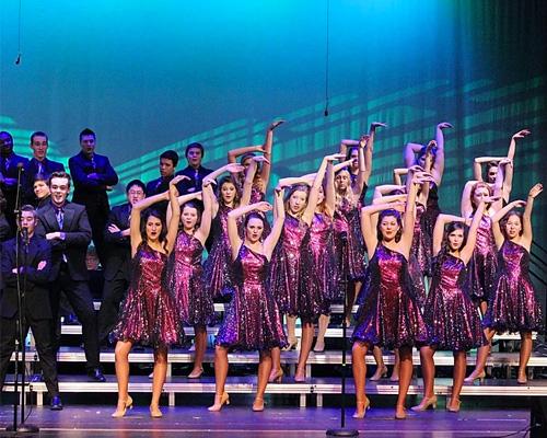 West Salem School District - Performing Arts shows at the Heider Center in West Salem, WI